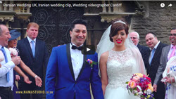 Iranian photographer & cinematographer London area | wedding video